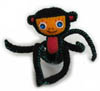 mini monkey pattern