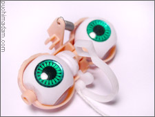 blythe eye mechanism